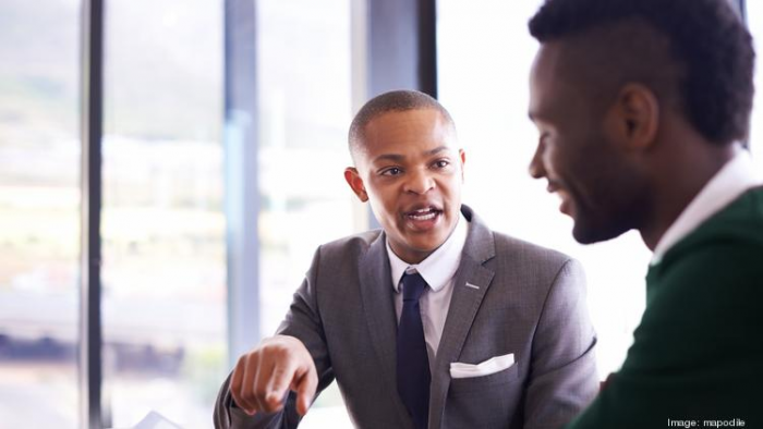 ​3 ways leaders of color can support C-suite diversity through mentoring